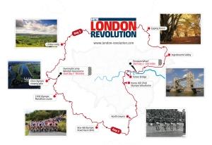 London-Revolution-Route-Map
