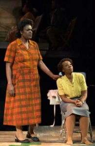 l-r-Sharon-D-Clarke-as-Odessa-and-Marianne-Jean-Baptiste-as-Margaret-Alexander-in-The-Amen-Corner.--Photo-credit-Richard-H-Smith--3342